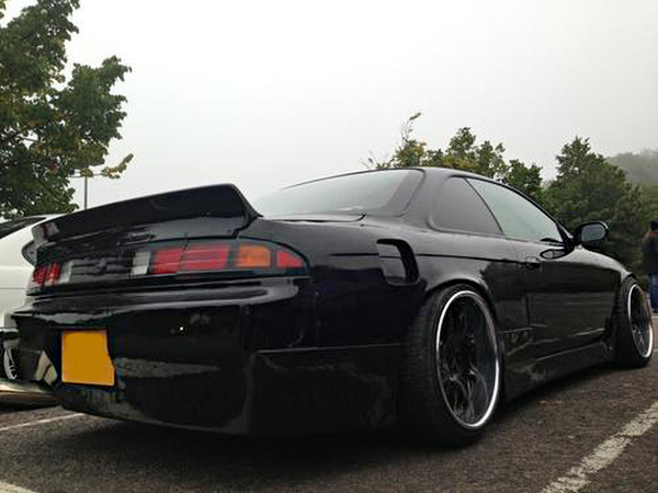 RB25DETロケットバニーS14200SX20130920_2