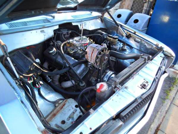 V8エンジン620ダットサントラック20130927_2
