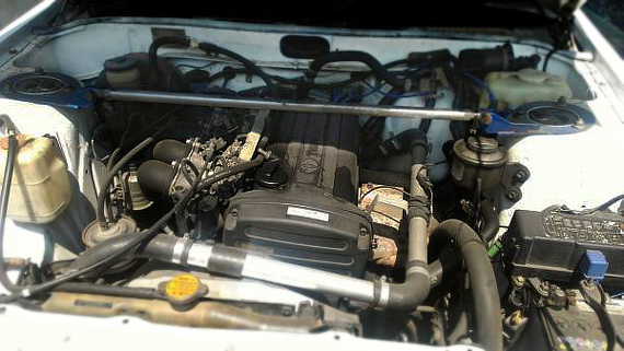 5バルブ4AGエンジンAA63カリーナ20130905_2