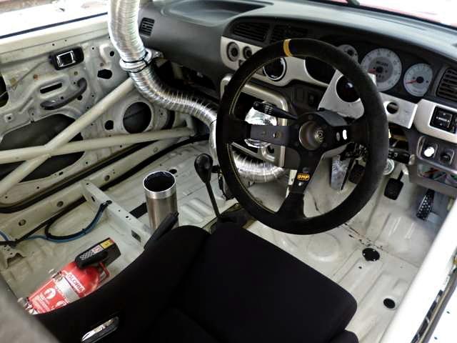 耐久レース仕様ダイハツ初代ミラジーノ20130912_4