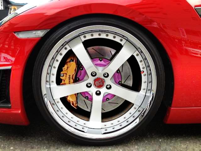 改造費700万円WALDフェンダーR35日産GTR201300908_4
