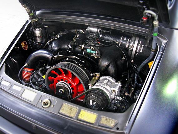 993エンジン換装930型ポルシェ911スピードスター20130904_4