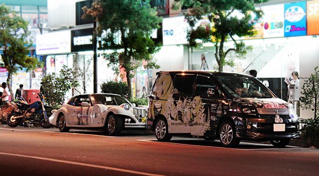 アキハバラ痛車ストリート201309_1