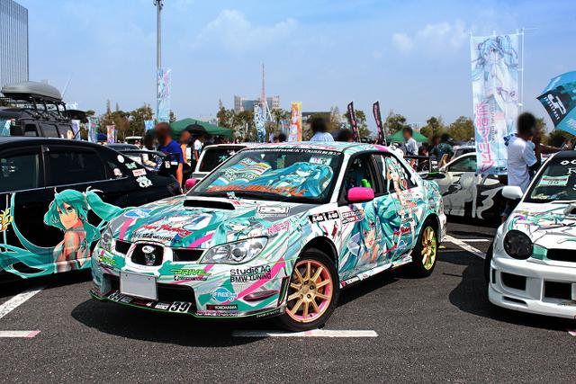 レーシングミクGDBインプレッサ痛車2013922_1