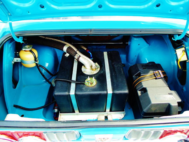 (海外)650馬力!13B型ロータリーターボ換装S124型マツダRX-3&当時1972年サバンナRX-3のCM動画