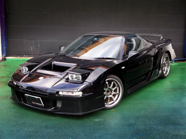 GTワイドボディ仕様!NA1型ホンダNSX&GT300仕様スバルBRZエキゾーストサウンド動画