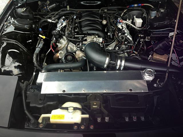 LS1エンジンFC3SRX720131027_2