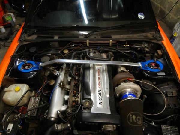 RB26エンジン日産200SX20131028_2