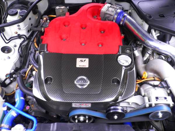 SC仕様S1エンジンV35スカイライン20131023_2