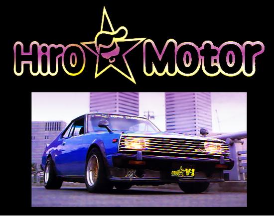 街道レーサー!ロングノーズ!ラメ仕上げ!GX71マーク2グランデ&ヒロモーターデモカージャパンRの画像