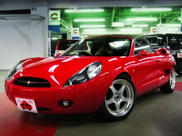 モディーデザイン!限定150台トヨタMR-Sカセルタ&2JZエンジンスワップ!FD3S型RX-7の動画