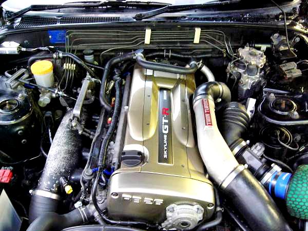 NURRB26エンジンR34スカイラインGTS420131120_2
