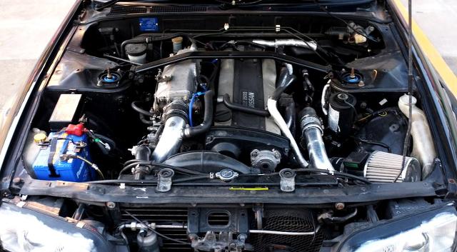 オバフェンRB25換装R32スカイラインタイプM20131203_3