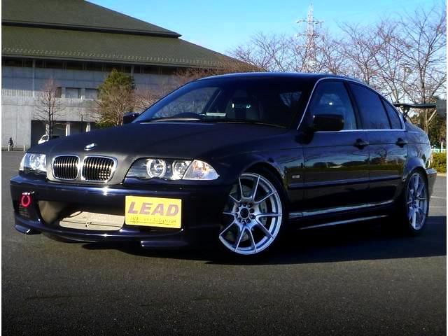 国内販売!サーキット仕上げ!13B型2ロータリーエンジン換装!!E46型BMW4ドアセダン325i