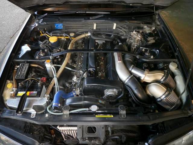 GTSSタービンサーキット仕様R32スカイラインGTR20131225_3