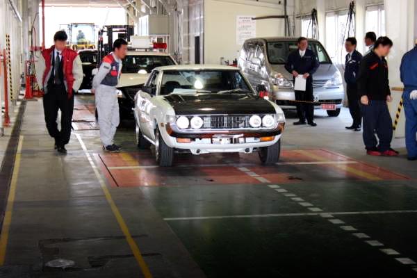 オートサロン2014出展!電気自動車化!TA22型サイバーセリカ&サイバーセリカのバーンナウト動画