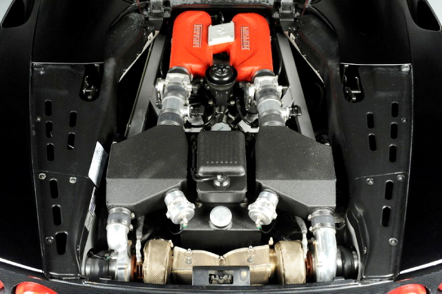 ツインターボ仕様フェラーリ360モデナ20140204_4