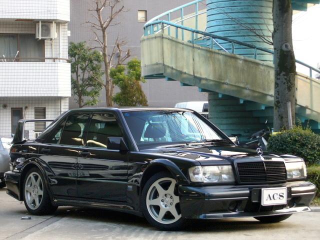 ホモロゲ限定車!M・ベンツ190Eエボリューション2&RB26エンジン換装S14系ニッサン240SXの動画