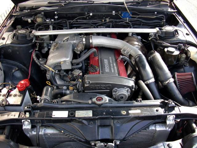 限定車800台HR31スカイラインGTSR20140219_3