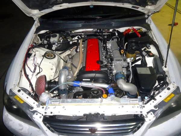 1JZGTEエンジンGXE10アルテッツァ20140222_2
