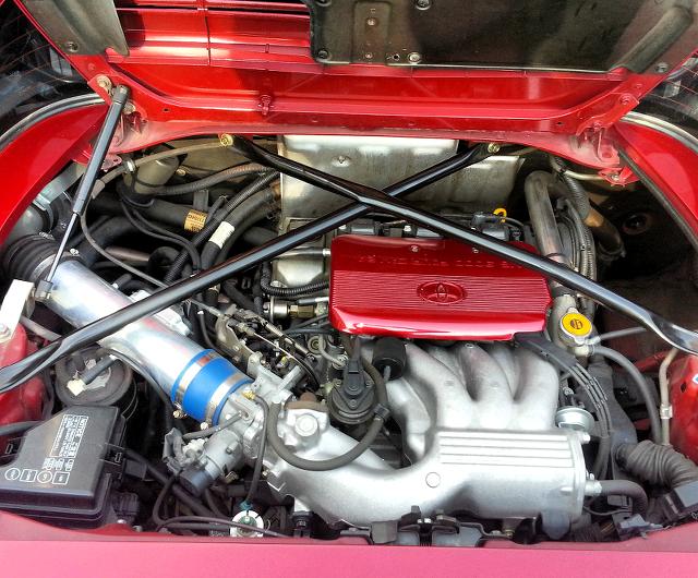1MZFEエンジンSW20トヨタMR220140204_4