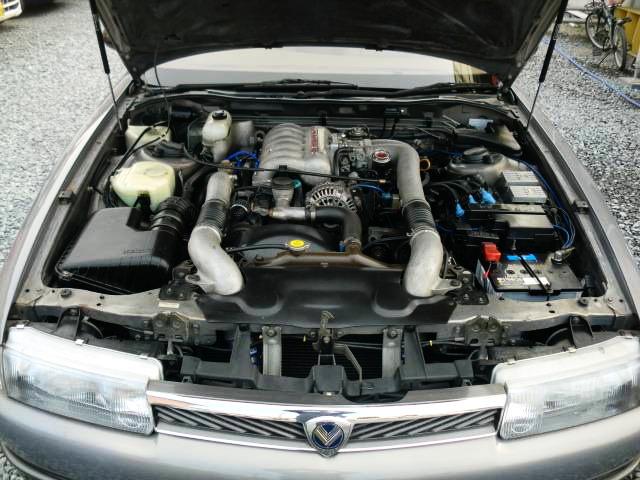 20Bエンジン5速マニュアルユーノスコスモ20140203_2