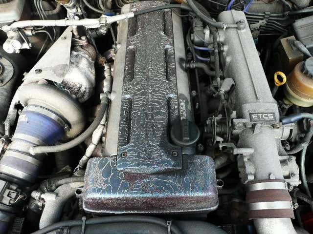 2JZエンジンフルタービンJZX100チェ20140221_2