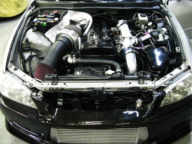 2JZエンジンIS300(アルテッツァ)20140207_2