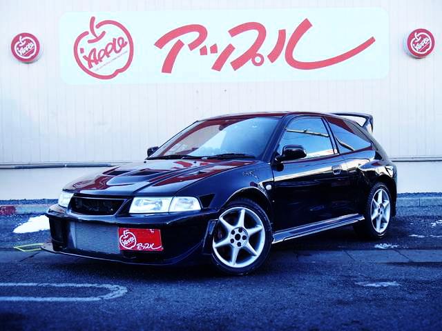 ランエボ顔!4G63エンジン換装!三菱ミラージュ&当時1999年!三菱GDIエンジンのCM動画
