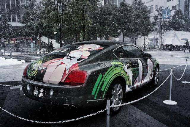DAXEL公式DXR0レイ痛車ベントレー20140215_2