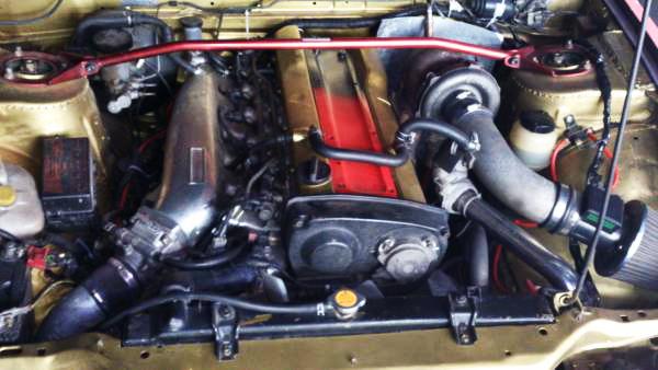RB25DETエンジンS13シルビア20140209_2