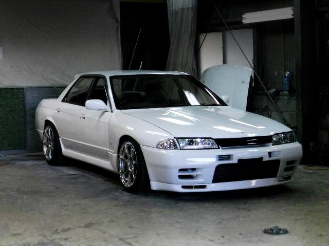 RB25DETエンジン公認!GT-Rマスク!R32スカイライン4ドア&VVTi仕様1JZエンジン換装E30系BMW3シリーズの動画