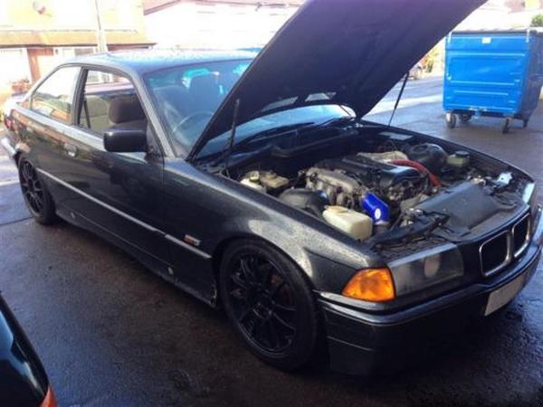 SR20DETエンジンE36型BMW20140209_1