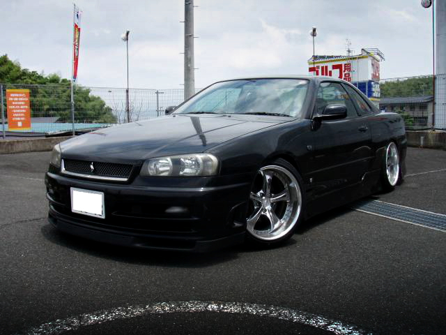 S14用SR20DETターボエンジンスワップ!R34スカイライン2ドア&当時1999年!R50日産テラノのCM動画