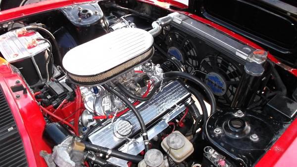 カミナリブリスターV8エンジンS130フェアレディZ20140310_2