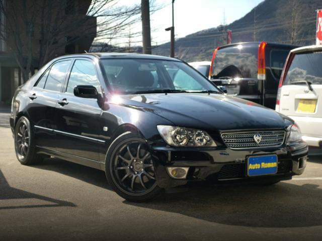 6連スロ仕様2JZ-GEエンジン換装!ゲトラグ6速!GXE10型アルテッツァ&当時2005年XC10型トヨタ・パッソのCM動画