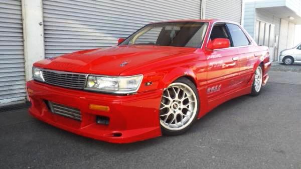 ドリフト仕様!TRUSTタービンSR20DETエンジン公認!C33型ローレル&2JZ-GTEエンジン搭載E60型BMW5シリーズの動画