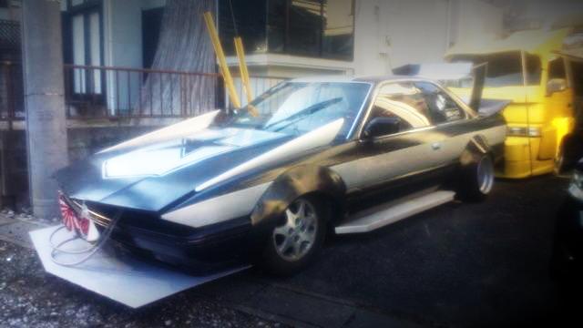 街道レーサー!レーシングカラー!F31改ワークスフェンダーレパード&1988年Y31型セドリックのCM動画