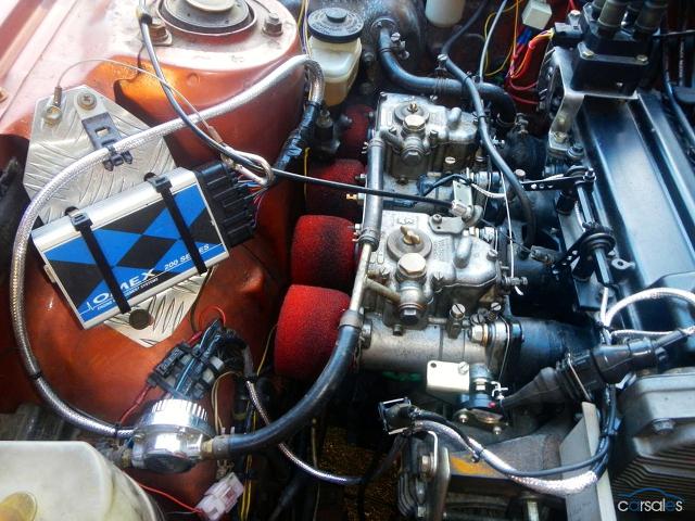 3SGEエンジン初代ダルマセリカ2014419_2