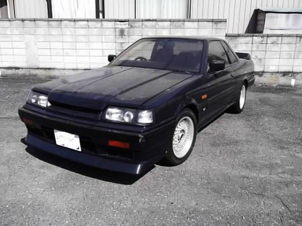 350馬力ボアアップ!ホモロゲ限定車HR31型スカイラインGTS-R&1987年式Y31セドリックのCM動画