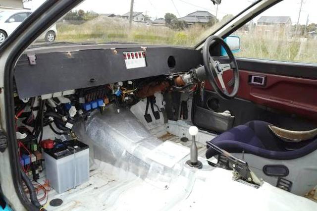 SR20DET改GT2530タービン仕様!AE86カローラレビン&1.5Jエンジン搭載!Z32型フェアレディZの動画