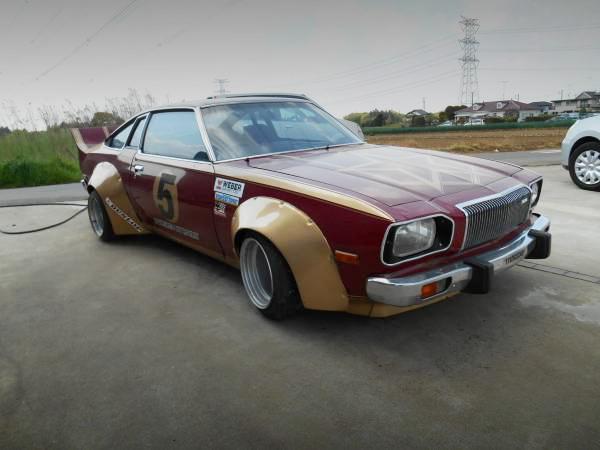 街道レーサー!ワークスフェンダー!コスモAPリミテッド&1UZエンジン換装!初代フォードエスコードの動画