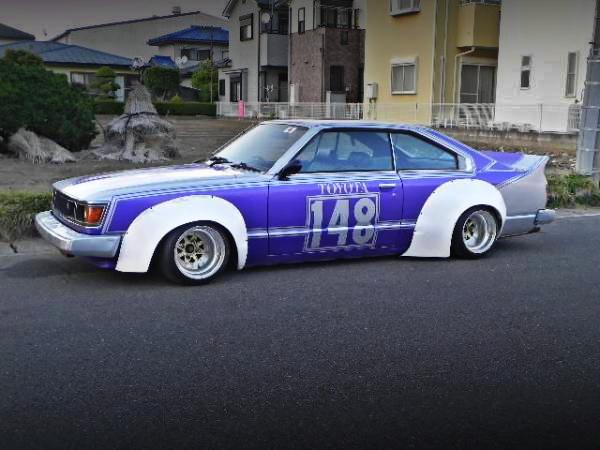 街道レーサー!ワークスフェンダー!RA45カリーナ&2014年スカイライン&旧車ミーティングの動画