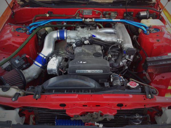 2JZ-GEエンジン移植!ドリフト仕様GX71チェイサー&V8エンジン換装スカイラインジャパンの動画