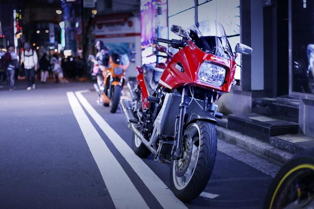 2014年4月27日!ニコ超会議3終了後!秋葉原痛車ストリート(GPZ・隼・CB400SF)