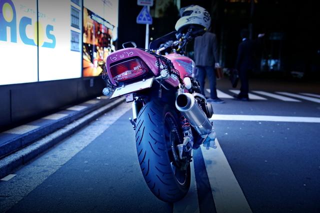 2014年4月25日!ニコ超会議3前日!秋葉原痛車ストリート(ラブライブ!スイフト・ラブライブ!CB400SF)