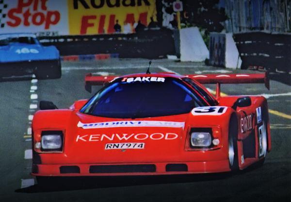 国内販売!ニュージーランド製レーシングカー!SAKER・SV1&スバルボクサーEG!SAKER・GT1の走行動画