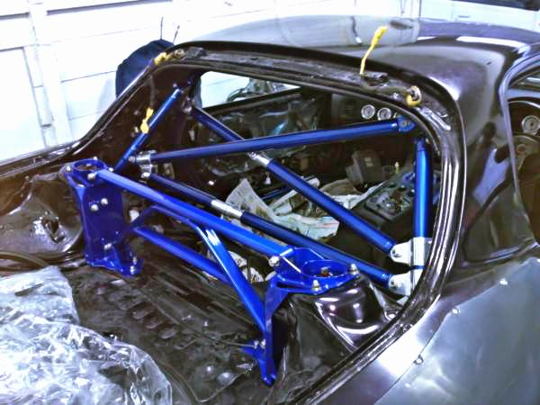 T88タービンOS技研クロスMT!FD3S型マツダRX-7(4型)&3S-GTEエンジン移植!VWタイプ1(ビートル)の動画
