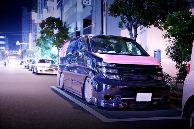 2014年5月6日ゴールデンウィーク撮影!秋葉原痛車ストリート(探偵オペラ・ミルキィホームズ/E51型エルグランド)