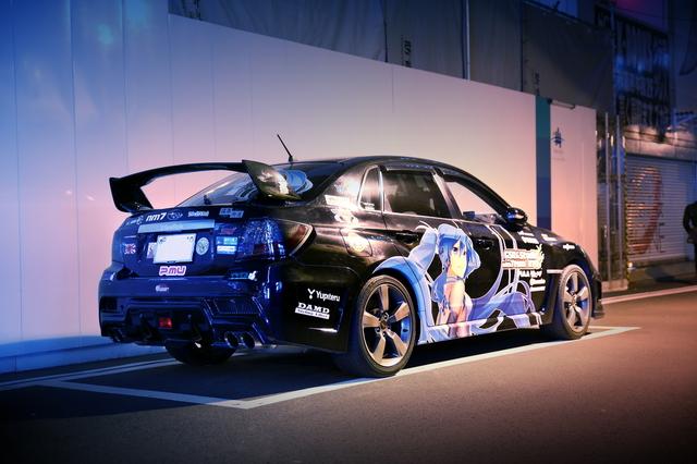 racingMIKUSUBARU痛車WRX秋葉原201456_3